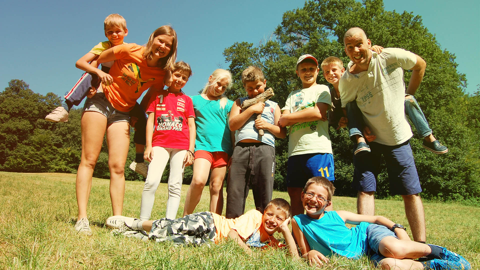 Summer camps and school trips